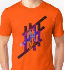 'Stripe'- Galaxy T-Shirt