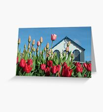 Colour in Strabane Greeting Card