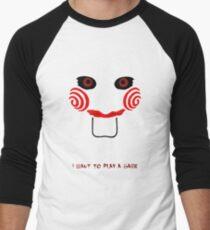 Jigsaw Men's Baseball ¾ T-Shirt