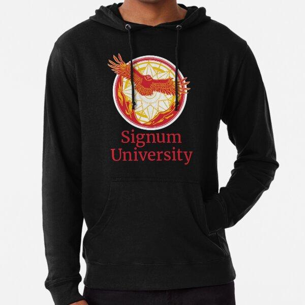 Signum University Logo Lightweight Hoodie