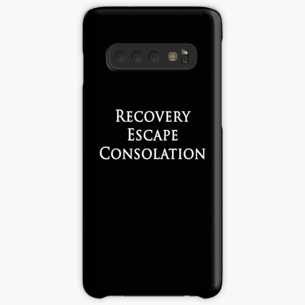 Recovery Escape Consolation Samsung Galaxy Snap Case