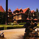 Winchester Manor by Mark Walker