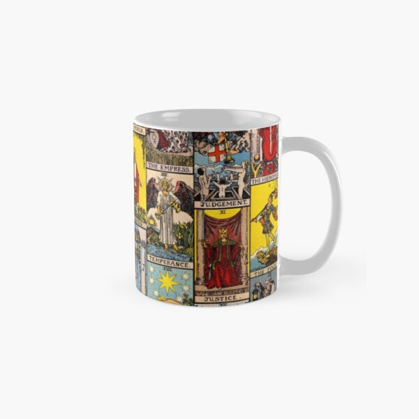 The Major Arcana of Tarot Classic Mug