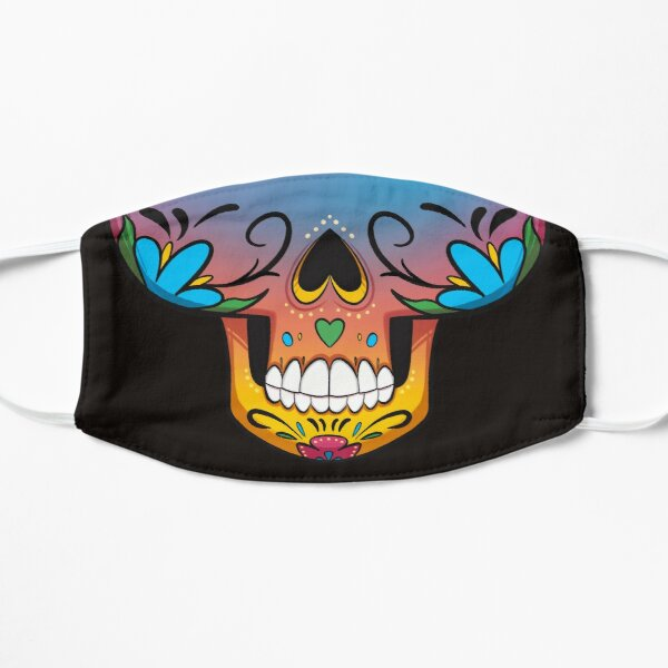Sugar Skull Face Mask  Mask