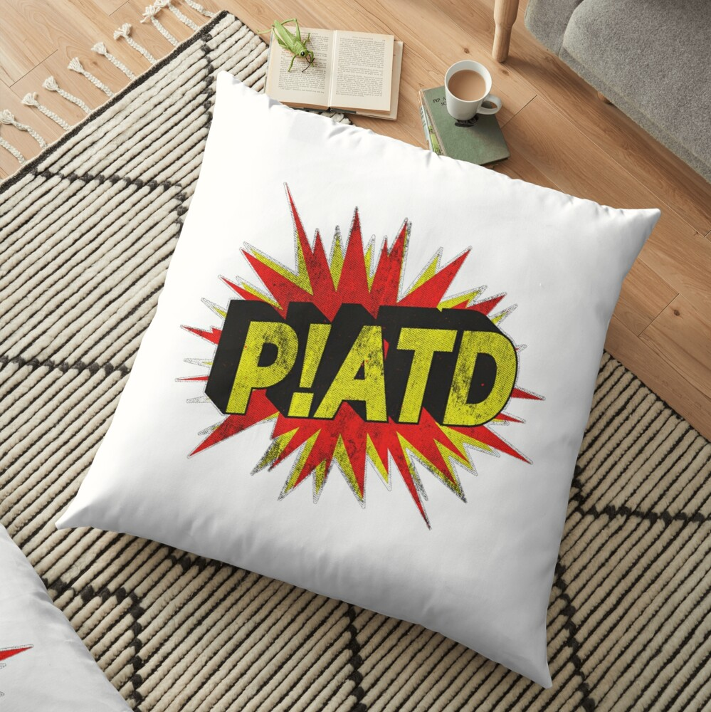 PIATD Floor Pillow