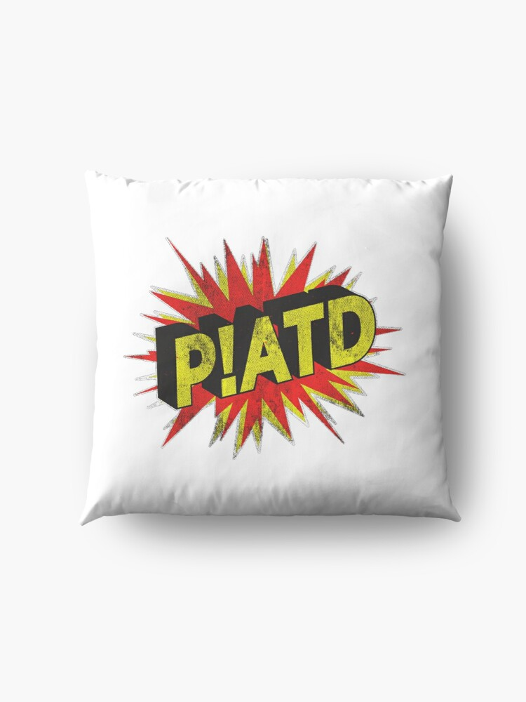 Alternate view of PIATD Floor Pillow