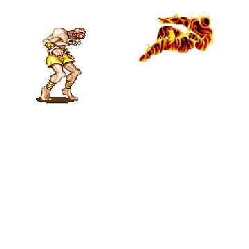 Street Fighter Dhalsim by flamborchid