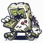 ZomBoy Attacks by WinterArtwork