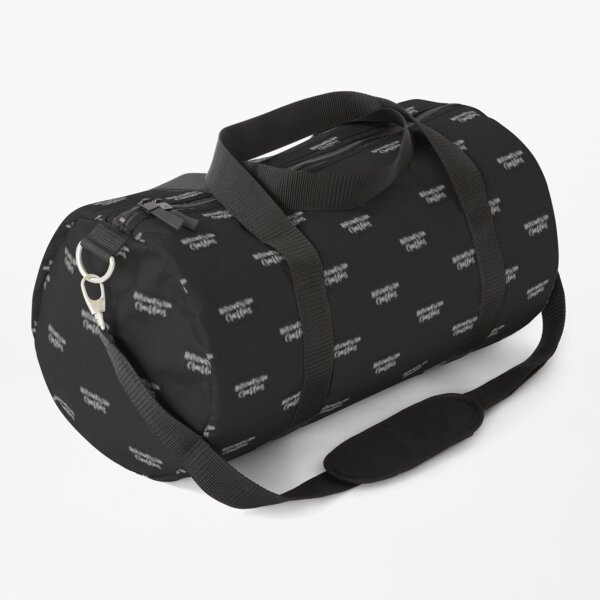 More Country Than Cracklins Duffle Bag