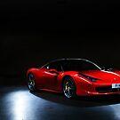 Ferrari 458 by iShootcars