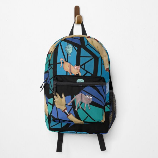 Pull me to pieces Backpack