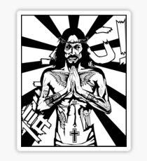 Zombie Jesus Sticker