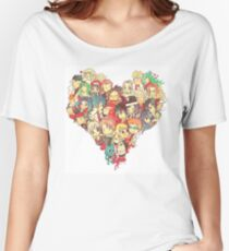 fairy tail <3 Women's Relaxed Fit T-Shirt