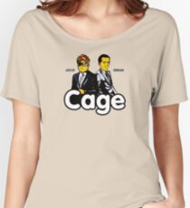 Cage (Version 2) Women's Relaxed Fit T-Shirt