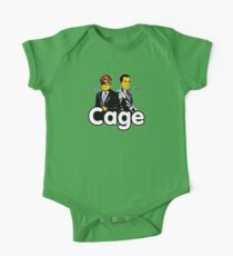 Cage (Version 2) One Piece - Short Sleeve