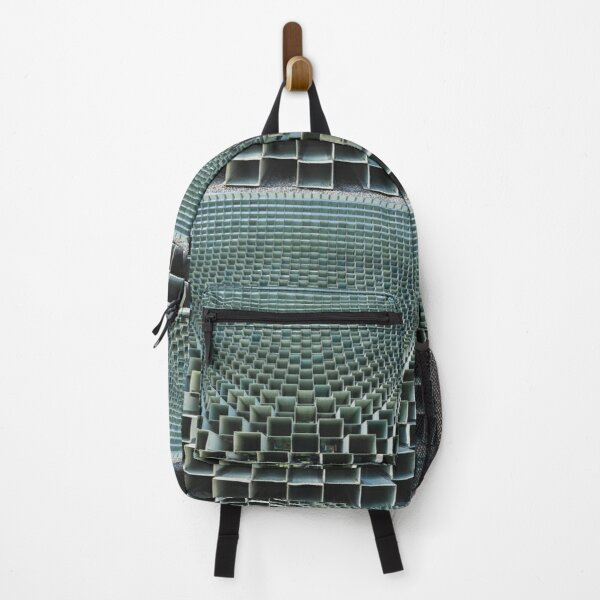 Shapes and Pattern artwork Backpack