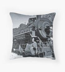 Engine Engine no.09 Throw Pillow