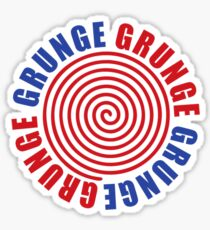 GRUNGE Sticker