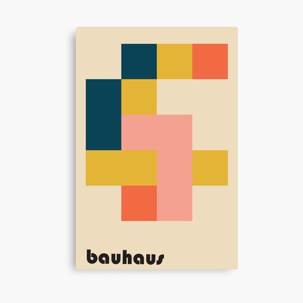Bauhaus #5 Canvas Print