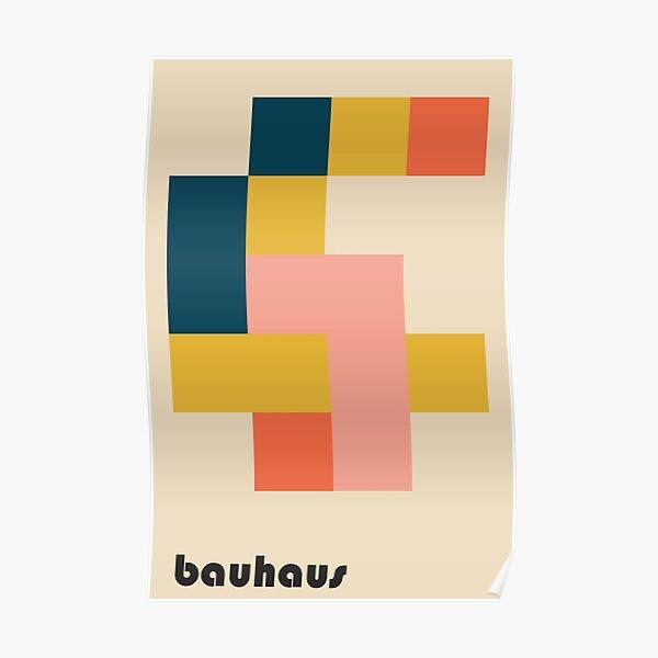 Bauhaus #5 Poster