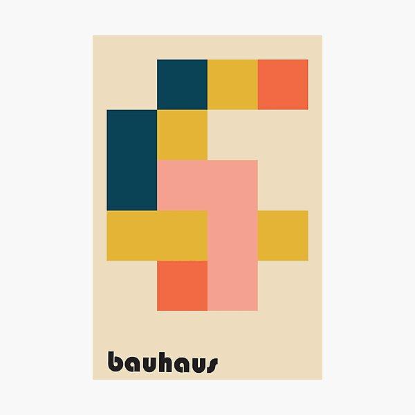 Bauhaus #5 Photographic Print