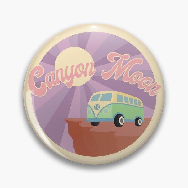 Canyon Moon Pin