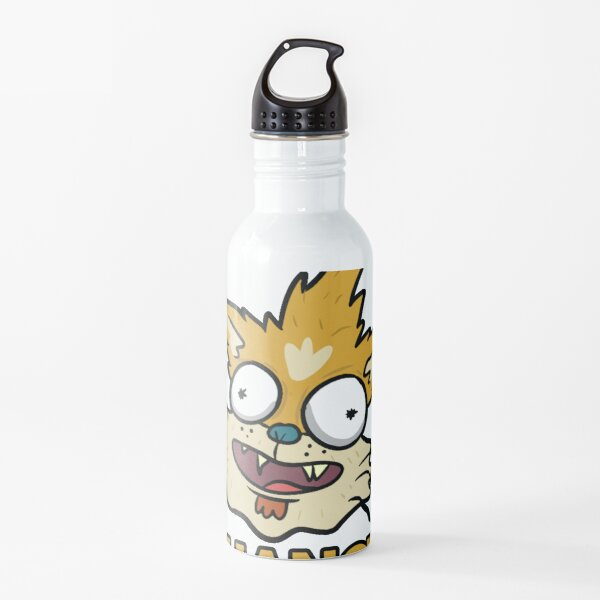 Squanchy- Rick Sanchez - funny Character  Water Bottle
