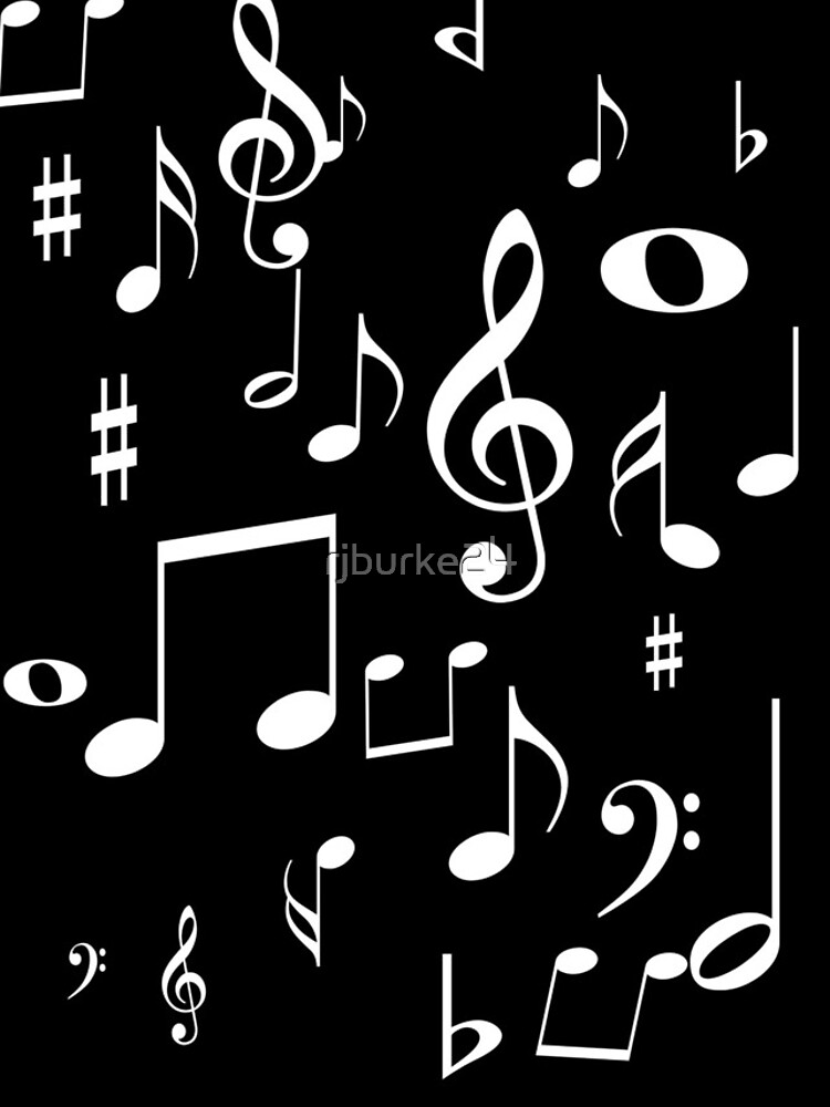Music notes by rjburke24