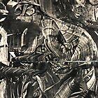 The Old Bard Demotokus by Anthony DiMichele