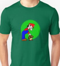 Mario showing his soft side T-Shirt