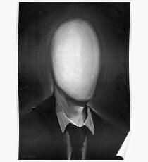 Slender Portrait Poster