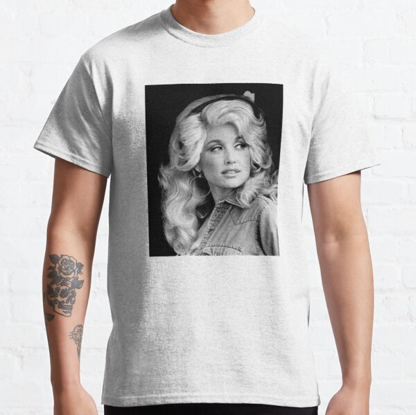 """Dolly-Parton""Love Classic T-Shirt"