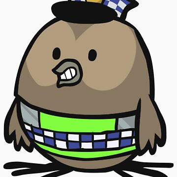 Jerome, the Policing Owl: H.O.O.T. by DBlumenstein