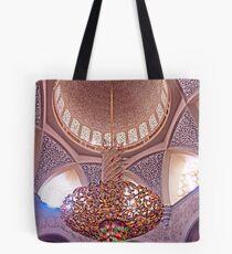 Mosque Chandelier Tote Bag