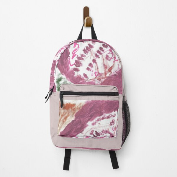 Art in the Time of Corona Virus - Abstract 3 Backpack