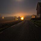 Nightroad by Hallvor