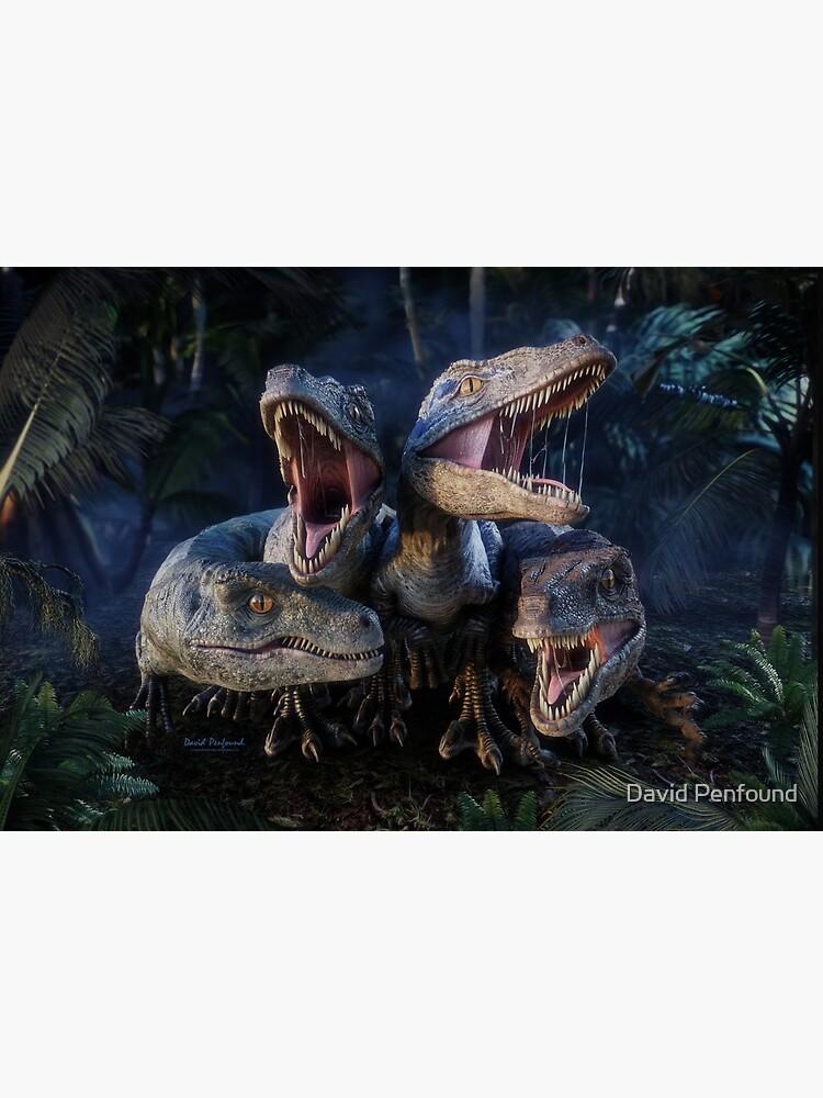 Raptor squad by DavidPenfound