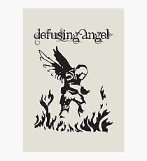 CS:GO - Defusing Angel Photographic Print