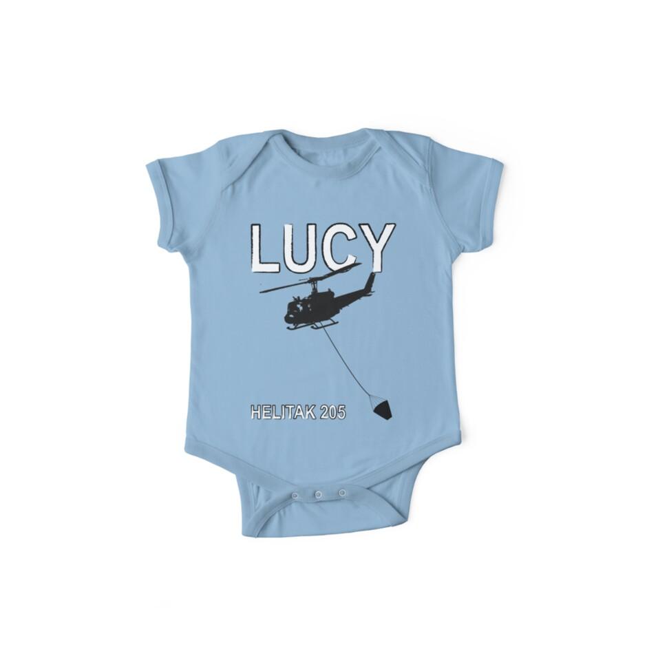 Lucy - Helitak 205 by AviatorFilly