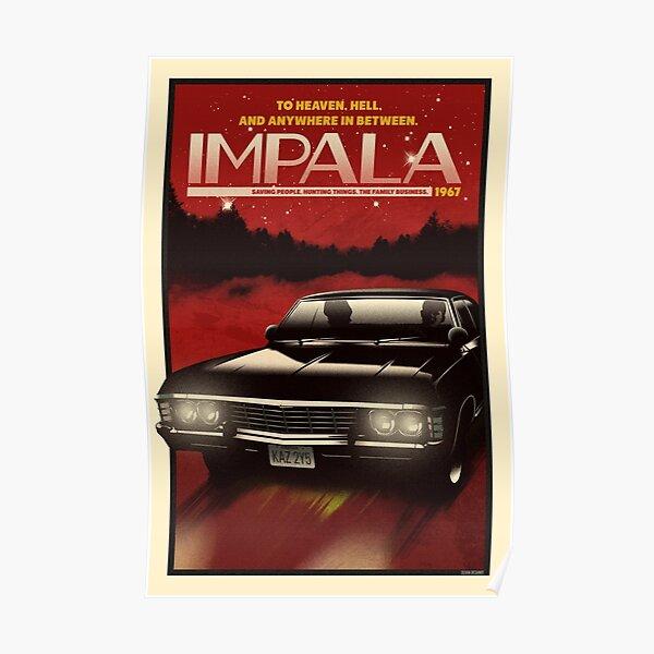 EMBARQUEMENT MAINTENANT: Impala Poster