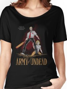 Army of Undead Women's Relaxed Fit T-Shirt