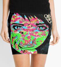 PaperMonster Inkblot Mini Skirt