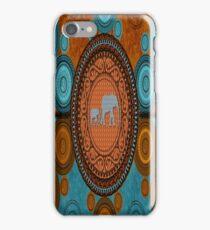Decorated Elephants iPhone Case/Skin