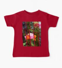 Pink Roses in Anzures 5  Tinted 1 Kids Clothes