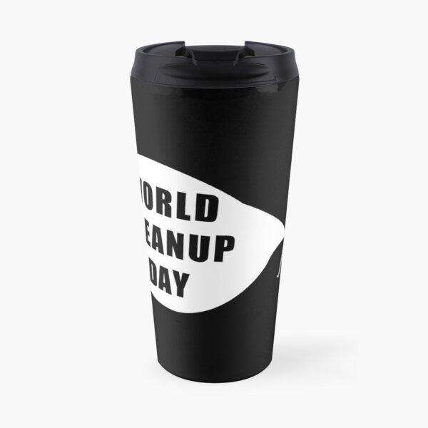 national cleanup day Travel Mug