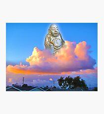 Buddha of Suburbia Photographic Print