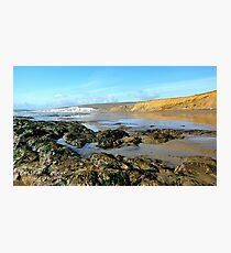 Compton Bay Photographic Print