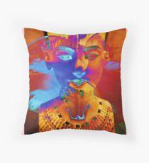 MA_Nefertiti_1 Throw Pillow