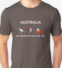 AUS  Unisex T-Shirt