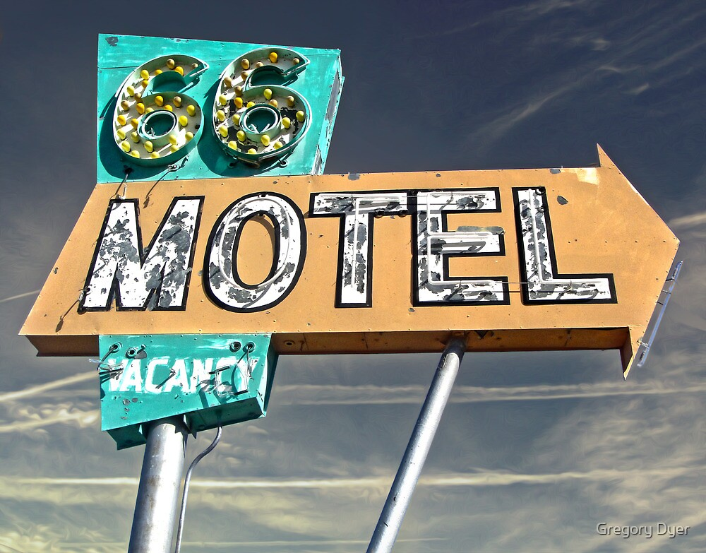 Motel 66 by Gregory Dyer